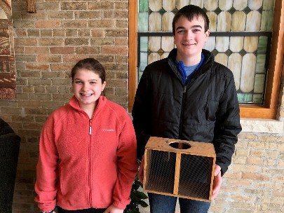 2019 Youth Beekeepers Announced